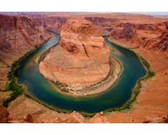 נהר הקולורדו בגרנד קניון