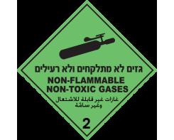גזים לא מתלקחים